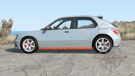 Hirochi Sunburst hatchback v1.15 for BeamNG Drive