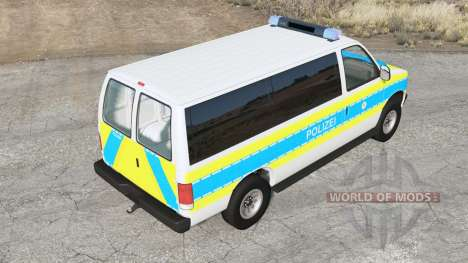 Gavril H-Series German Emergency v1.3 for BeamNG Drive