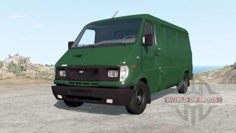 Daewoo Lublin 3 Van 1999 for BeamNG Drive