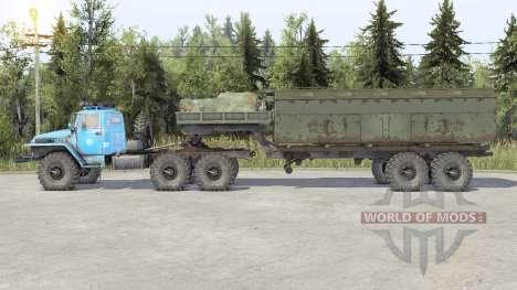 Ural-380S-862 for Spin Tires