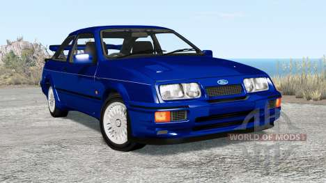 Ford Sierra RS500 Cosworth 1987 for BeamNG Drive