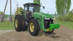 John Deere 8ろ70R for Farming Simulator 2015