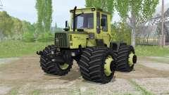 Mercedes-Benz Trac 1100 Turbø for Farming Simulator 2015