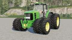 John Deere 7030 Premiuꝳ for Farming Simulator 2017