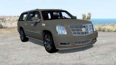Cadillac Escalade ESV Platinum Edition 2009 for BeamNG Drive