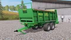 ZDT RM Ձ0 for Farming Simulator 2017