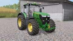 John Deere 7280R & 7310Ɽ for Farming Simulator 2017