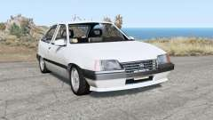 Opel Kadett 3-door (E) 1986 for BeamNG Drive