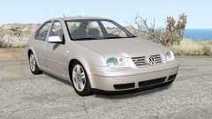 Volkswagen Bora V6 2001 for BeamNG Drive