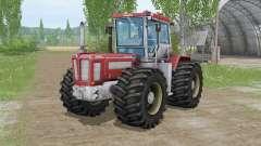 Schluter Super-Trac 2500 VꝈ for Farming Simulator 2015