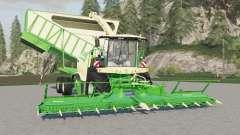 Krone BiG X 1180 Cargo v1.2 for Farming Simulator 2017