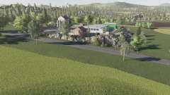 The Old Farm Countryside v1.0 for Farming Simulator 2017
