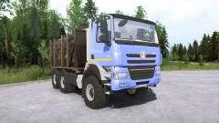 Tatra Phoenix T158 6x6 2012 for MudRunner