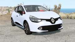 Renault Clio 2013 for BeamNG Drive