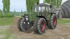 Fendt Favorit 611 LSA Turbomatiᶄ E for Farming Simulator 2015