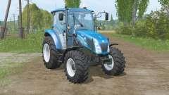 New Holland TꜬ.65 for Farming Simulator 2015