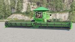 John Deere 9000 STꚂ for Farming Simulator 2017