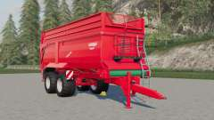 Krampe Bandiҭ 750 for Farming Simulator 2017