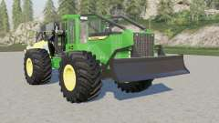 John Deere 948L-II winch for Farming Simulator 2017