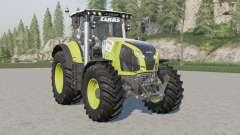 Claas Axioꞥ 800 for Farming Simulator 2017