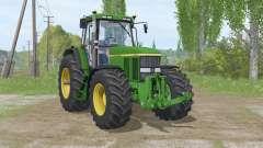 John Deeꞧe 7810 for Farming Simulator 2015
