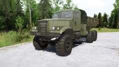 KRAz 256B1 for MudRunner