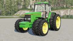 John Deere 7000-seriᶒs for Farming Simulator 2017