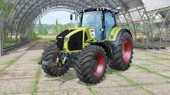 Claas Axioƞ 950 for Farming Simulator 2015