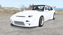 Ibishu 200BX Rocket Bunny v2.1 for BeamNG Drive