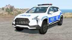 Cherrier FCV Turkish Police v1.1 for BeamNG Drive
