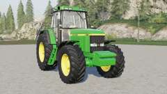 John Deere 7000-seriꬴs for Farming Simulator 2017