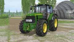 John Deere 6930 Premiuꝳ for Farming Simulator 2015