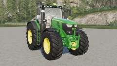 John Deere 6R-seꭇies for Farming Simulator 2017