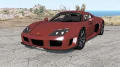 Noble M600 2009 v1.1 for BeamNG Drive