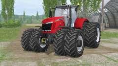 Massey Ferguson 7622 Dynᴀ-6 for Farming Simulator 2015
