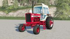 International 1256 Turbo for Farming Simulator 2017