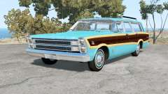 Ford Country Squire 1966 for BeamNG Drive