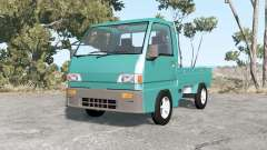 Subaru Sambar truck 1992 for BeamNG Drive