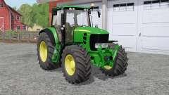 John Deere 7430 & 7530 Premiuᴍ for Farming Simulator 2017