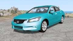 Honda Accord (CP) 2008 for BeamNG Drive