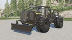 John Deere 948L-II v1.0.0.1 for Farming Simulator 2017