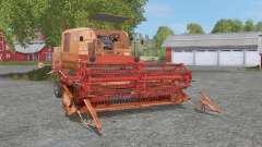 Bizon Supes Z056 for Farming Simulator 2017