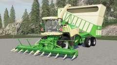 Krone BiG X 580 Cargo for Farming Simulator 2017