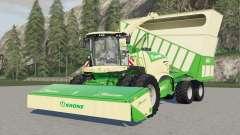 Krone BiG X 1180 Cargo v1.5 for Farming Simulator 2017