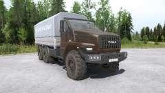 Ural-4320-6951-74 for MudRunner
