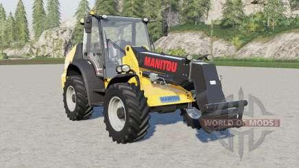 Manitou MLA-T 533-145 Vpluʂ for Farming Simulator 2017