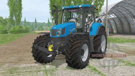New Holland Ⱦ6.175 for Farming Simulator 2015