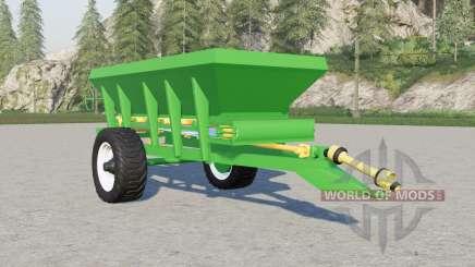 Unia RCW 3000 for Farming Simulator 2017