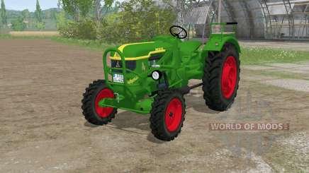 Deutz D 40S for Farming Simulator 2015
