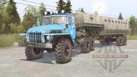 Ural-380S-86Ձ for Spin Tires